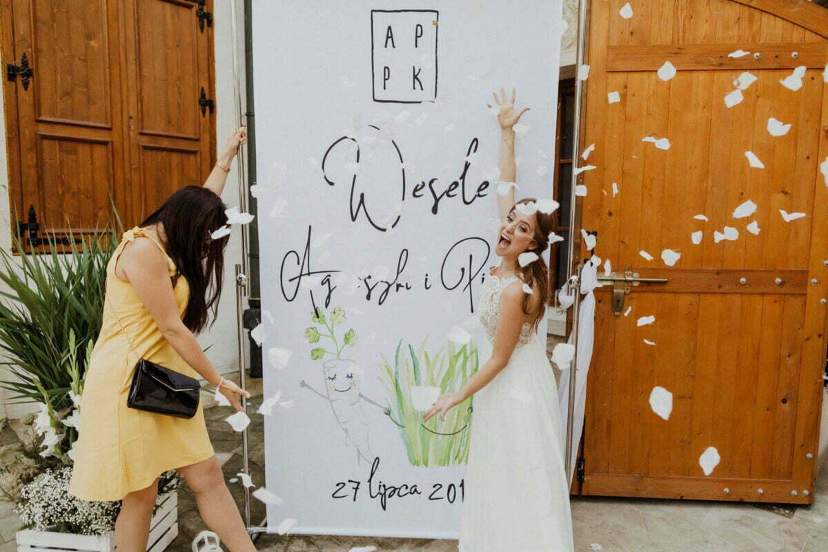 Agnieszka i Piotr rustykalne wesele hotel vinnica 0043