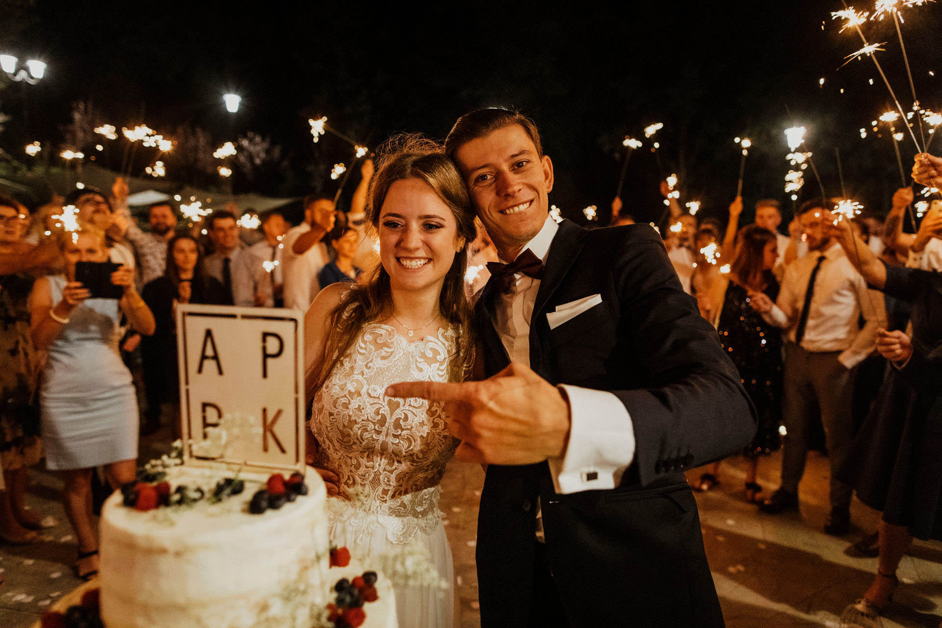 Rustykalne wesele Kraków w Hotelu Vinnica