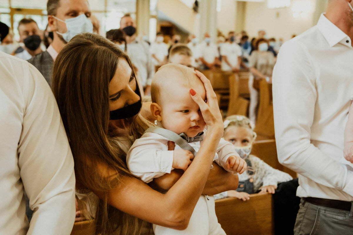 Asia i Tomcio chrzest blizniakow w krakowie 0026