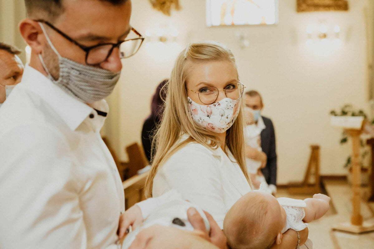 Asia i Tomcio chrzest blizniakow w krakowie 0038
