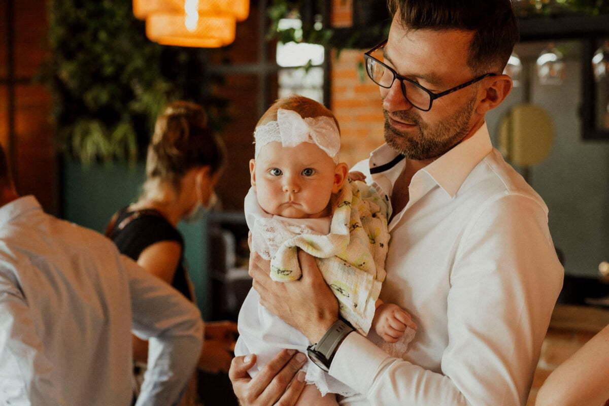 Asia i Tomcio chrzest blizniakow w krakowie 0056