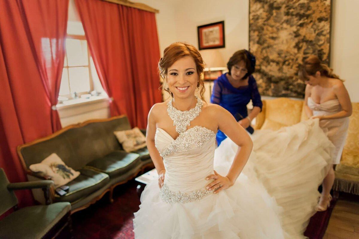 Iwona i Meehal wesele na zamku w korzkwi 0015