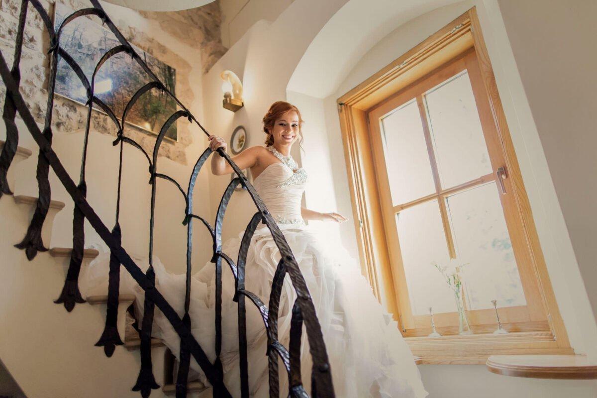 Iwona i Meehal wesele na zamku w korzkwi 0017