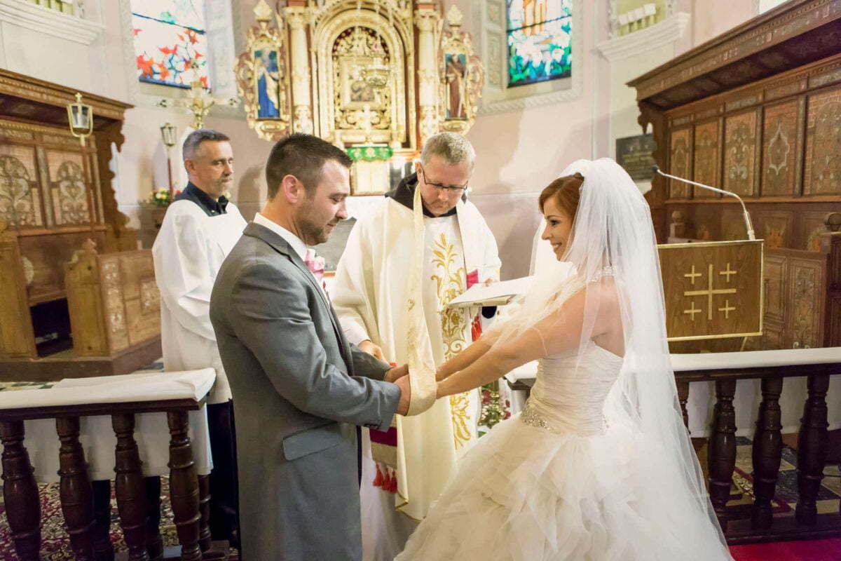 Iwona i Meehal wesele na zamku w korzkwi 0028