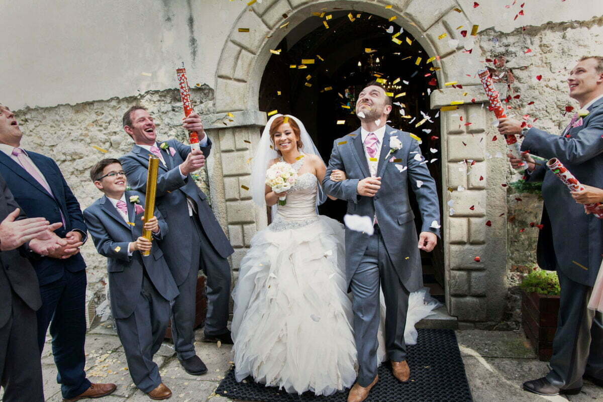 Iwona i Meehal wesele na zamku w korzkwi 0042