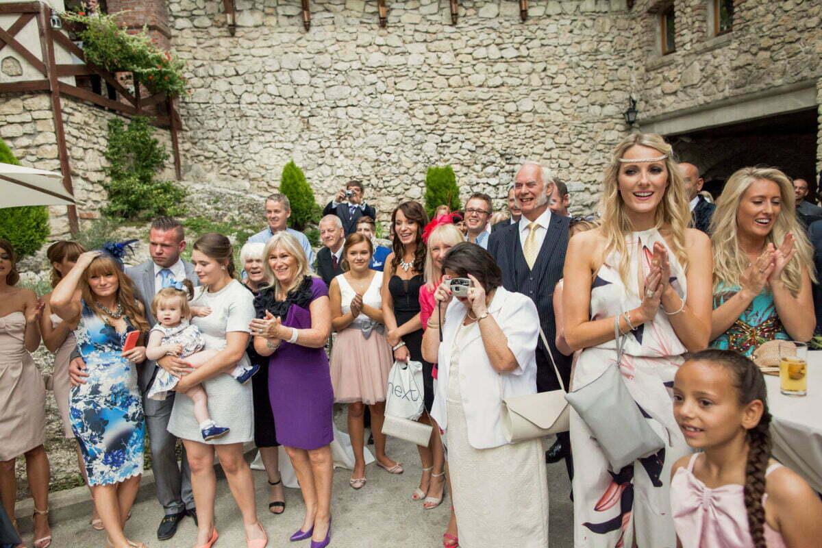 Iwona i Meehal wesele na zamku w korzkwi 0061