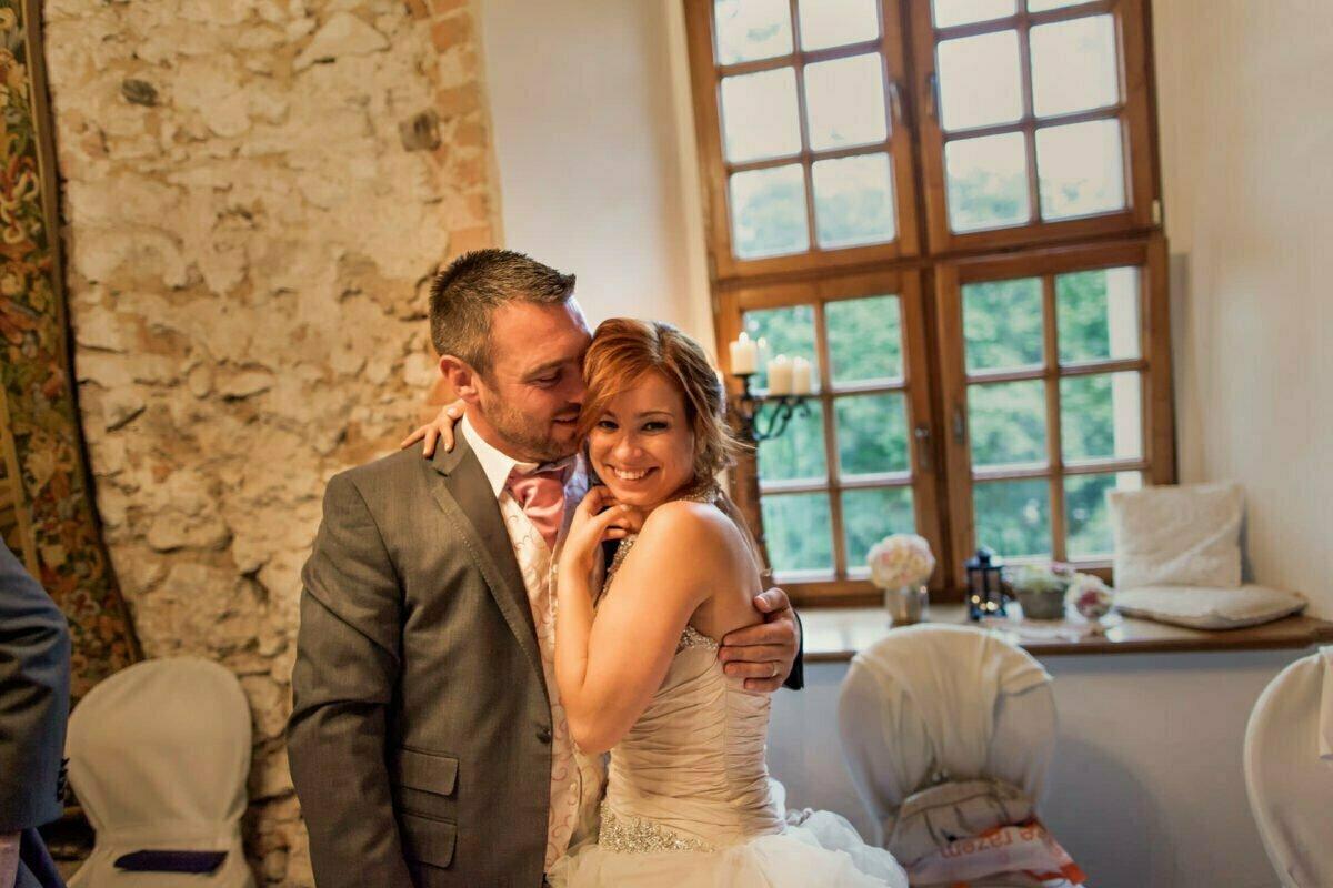 Iwona i Meehal wesele na zamku w korzkwi 0071