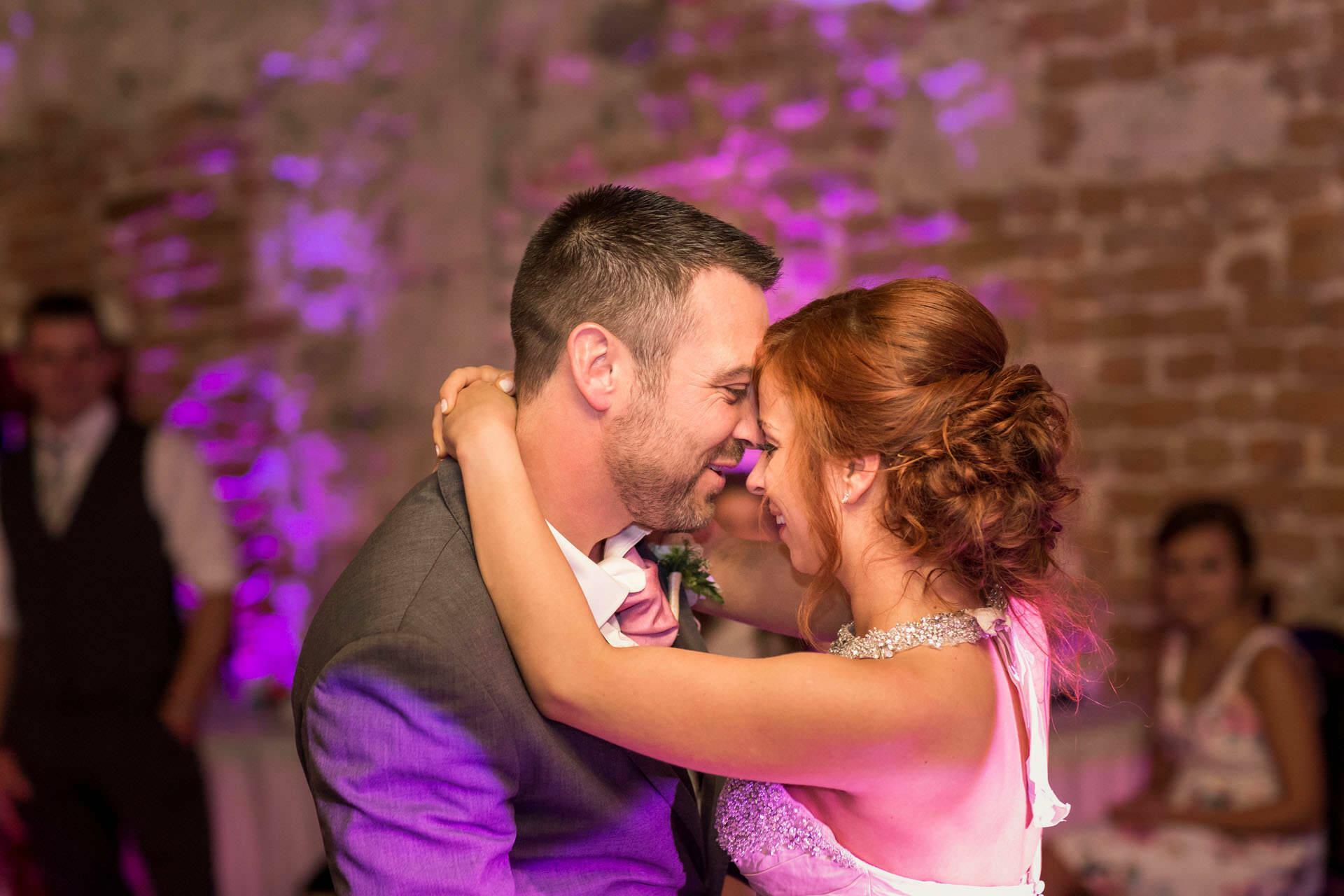 Pierwszy taniec - Zamek Korzkiew wesele - Para Młoda