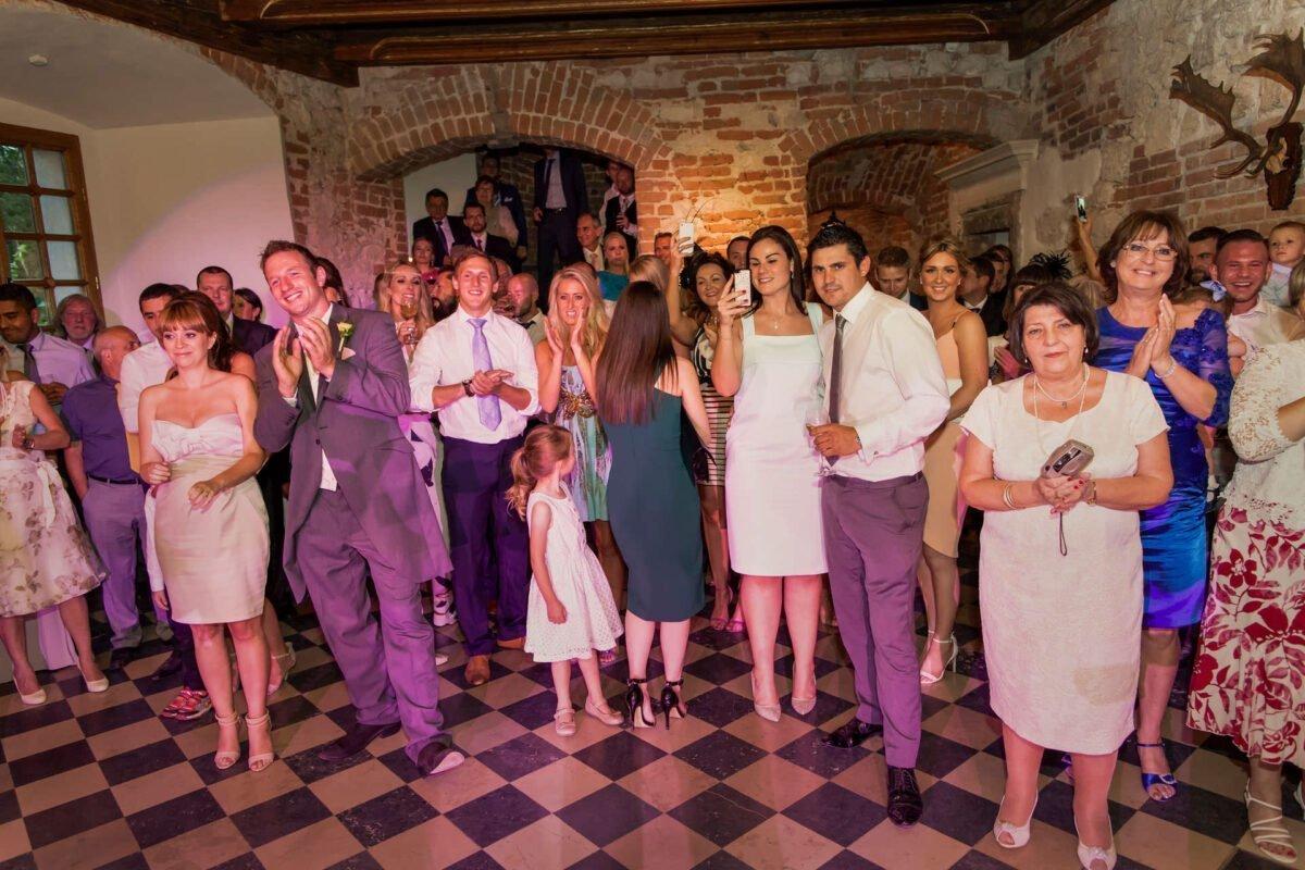 Iwona i Meehal wesele na zamku w korzkwi 0076