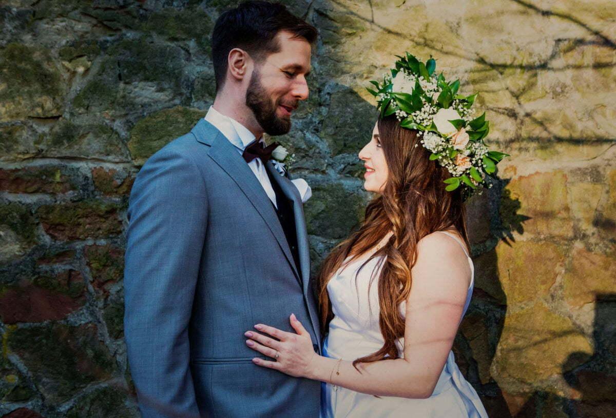 Kasia i Grzesiek wesele w dworku ojcowskim 0042
