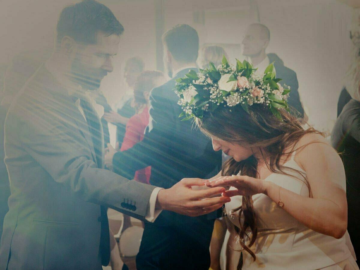Kasia i Grzesiek wesele w dworku ojcowskim 0048