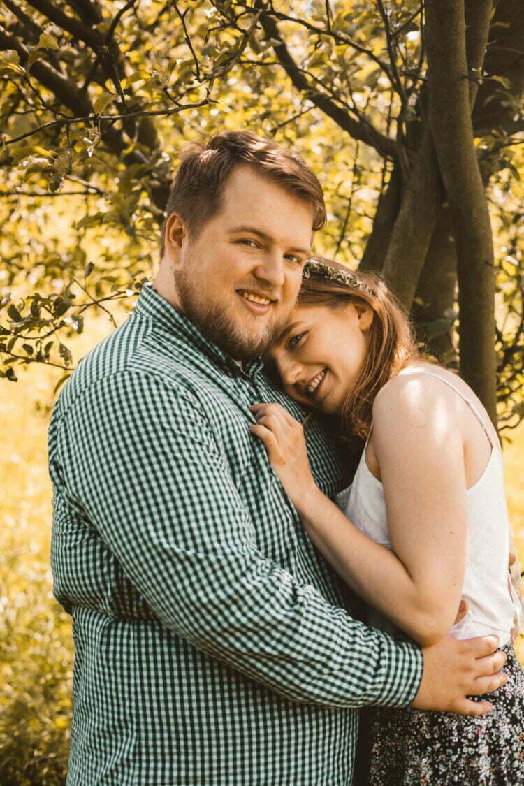 Magda i Dominik zakochani na kopcu krakusa 0005