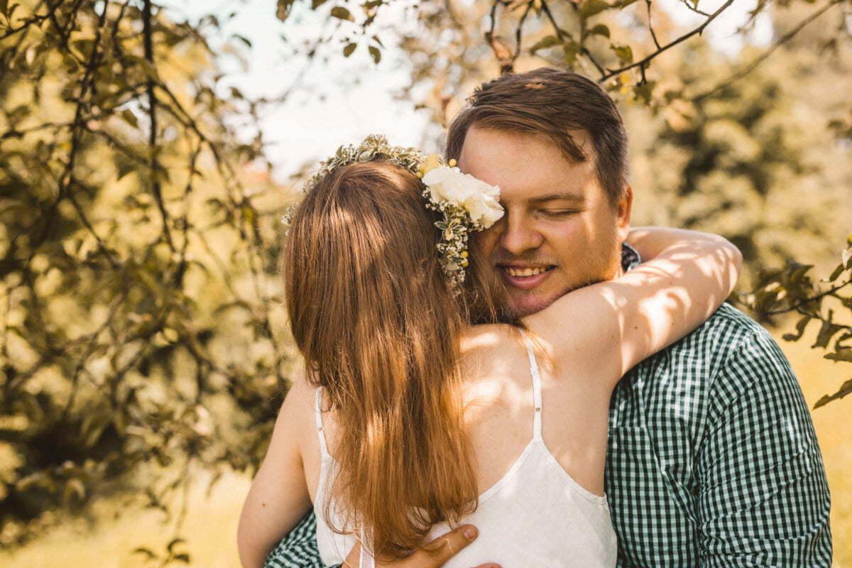 Magda i Dominik zakochani na kopcu krakusa 0007