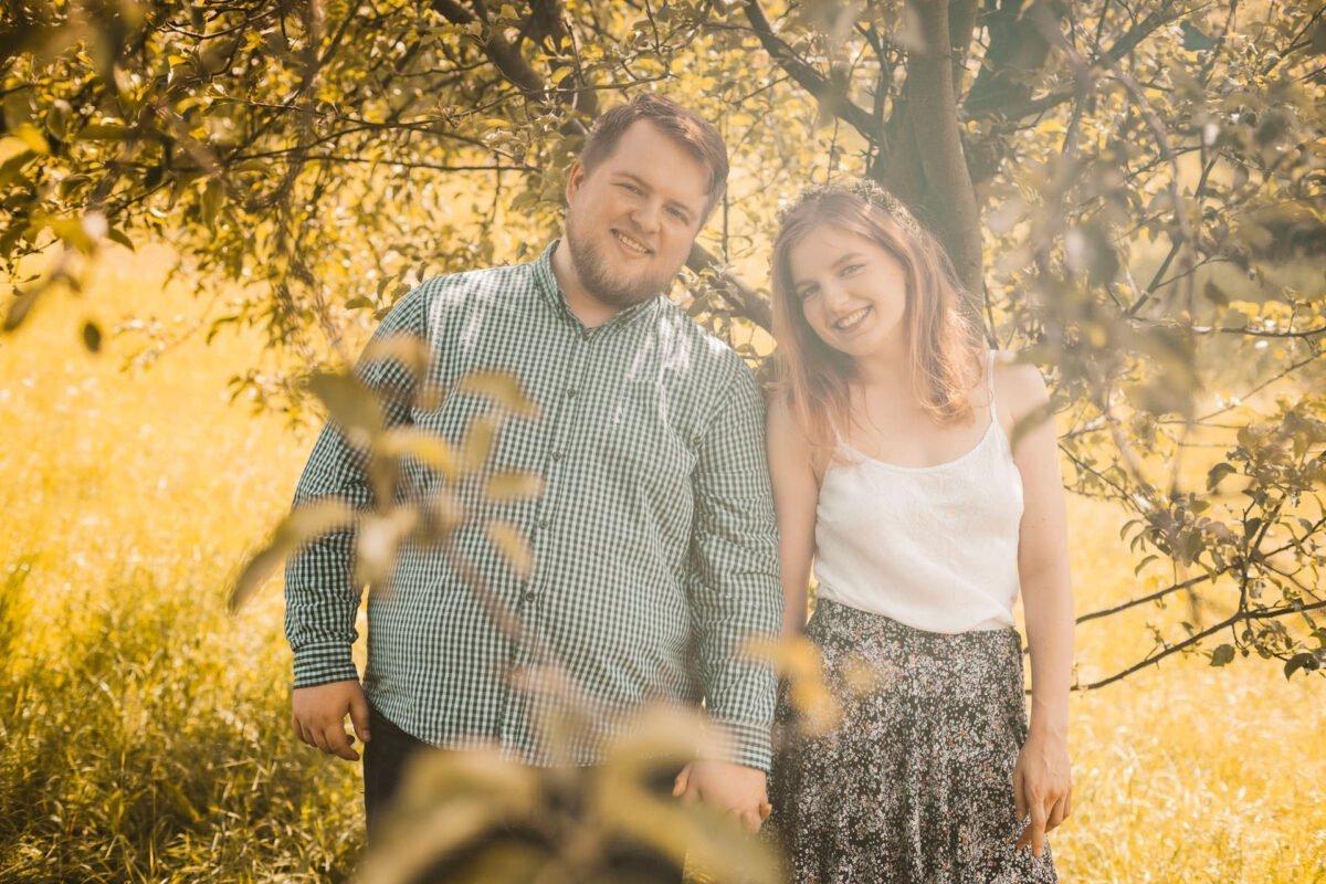 Magda i Dominik zakochani na kopcu krakusa 0008