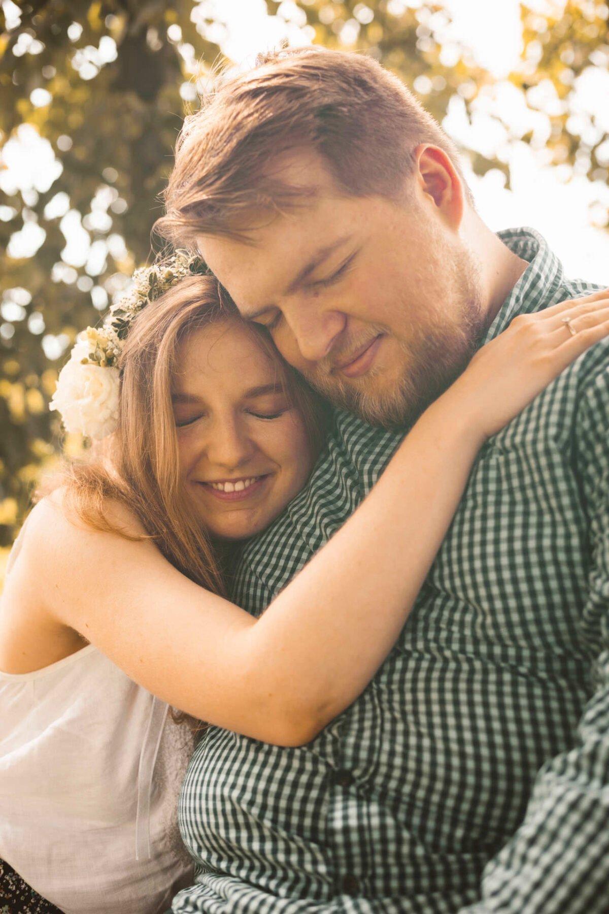 Magda i Dominik zakochani na kopcu krakusa 0018