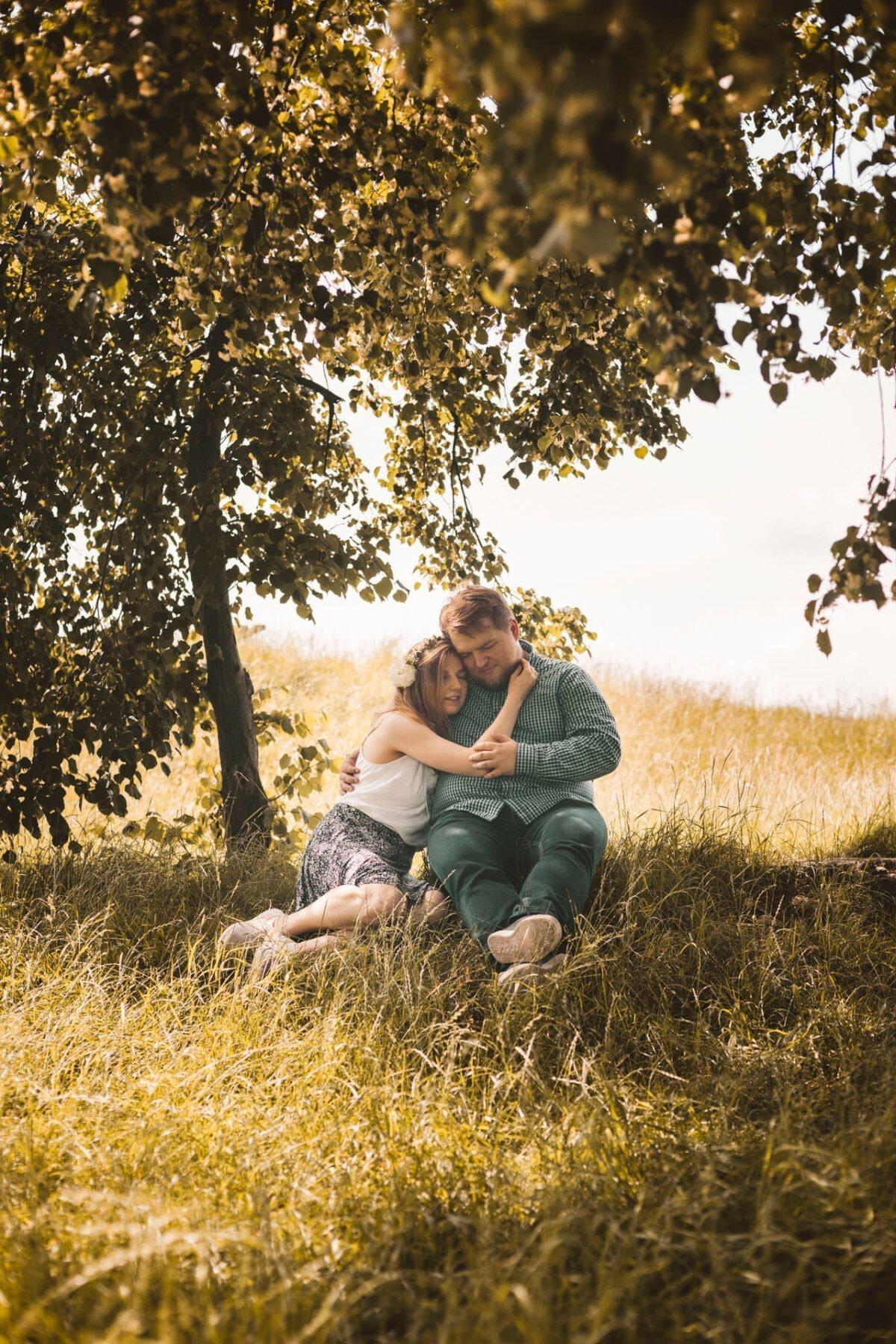Magda i Dominik zakochani na kopcu krakusa 0019