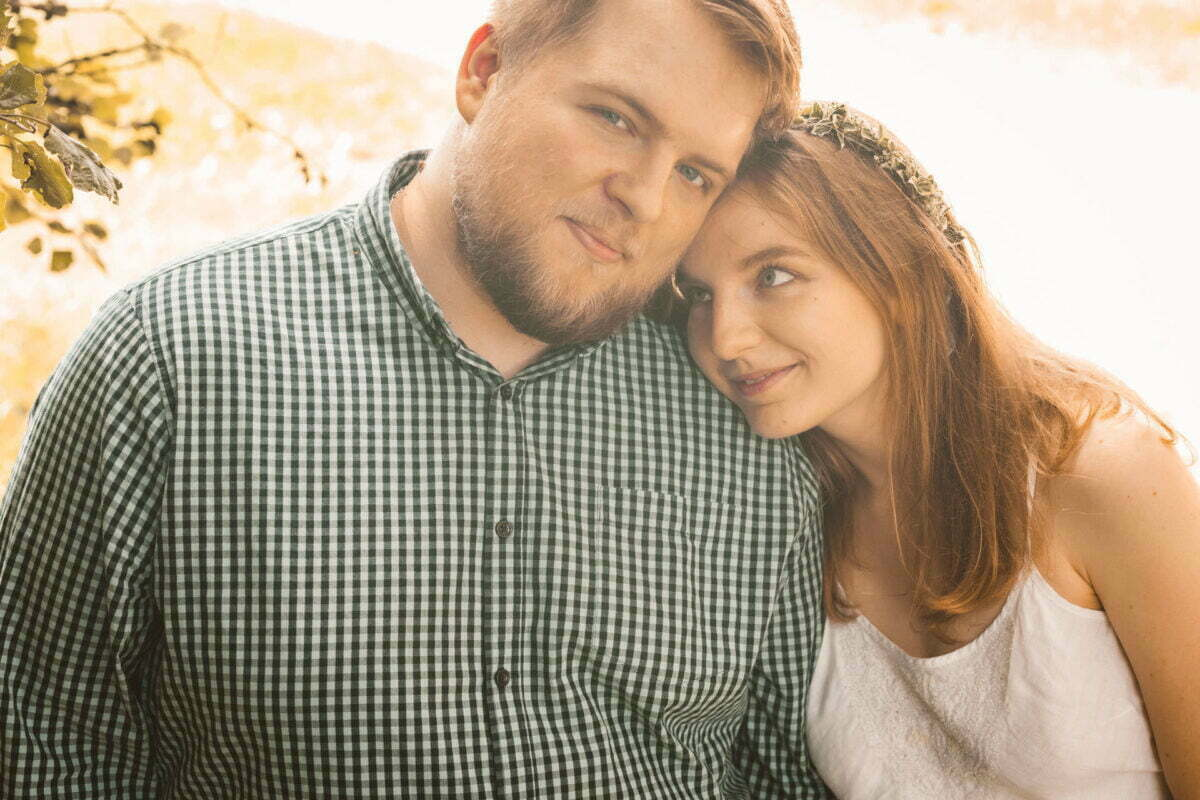Magda i Dominik zakochani na kopcu krakusa 0021