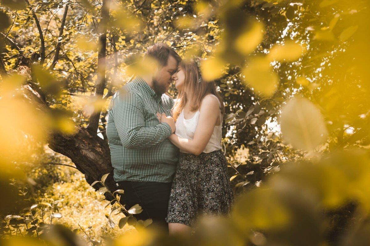 Magda i Dominik zakochani na kopcu krakusa 0024