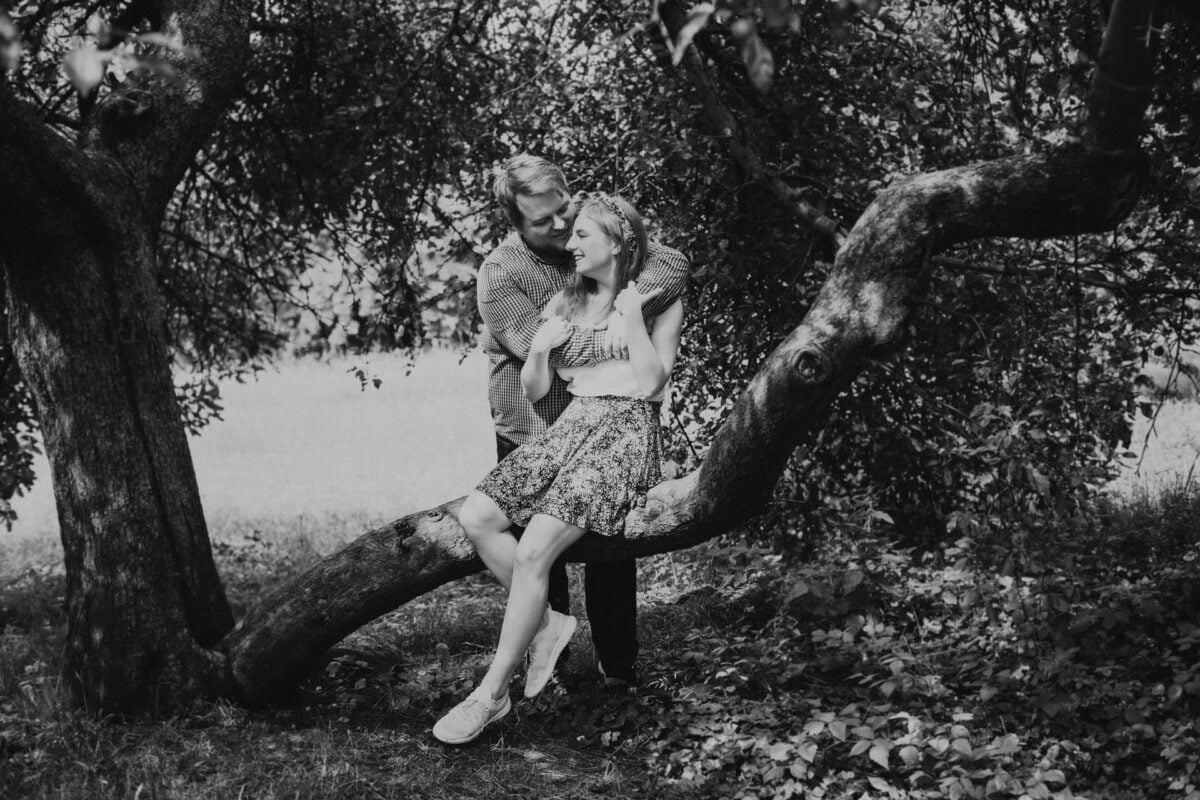 Magda i Dominik zakochani na kopcu krakusa 0027