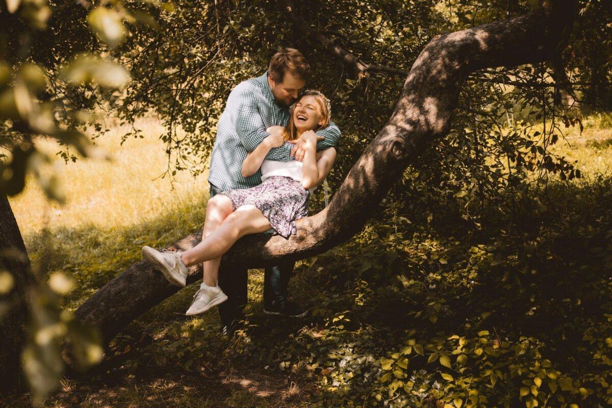 Magda i Dominik zakochani na kopcu krakusa 0028