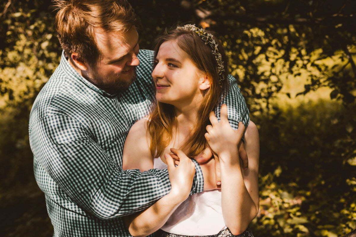 Magda i Dominik zakochani na kopcu krakusa 0029