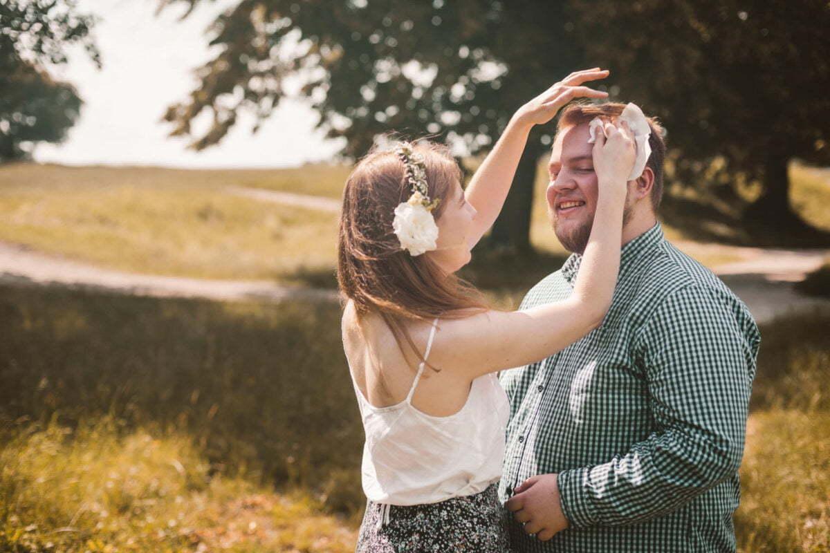 Magda i Dominik zakochani na kopcu krakusa 0030