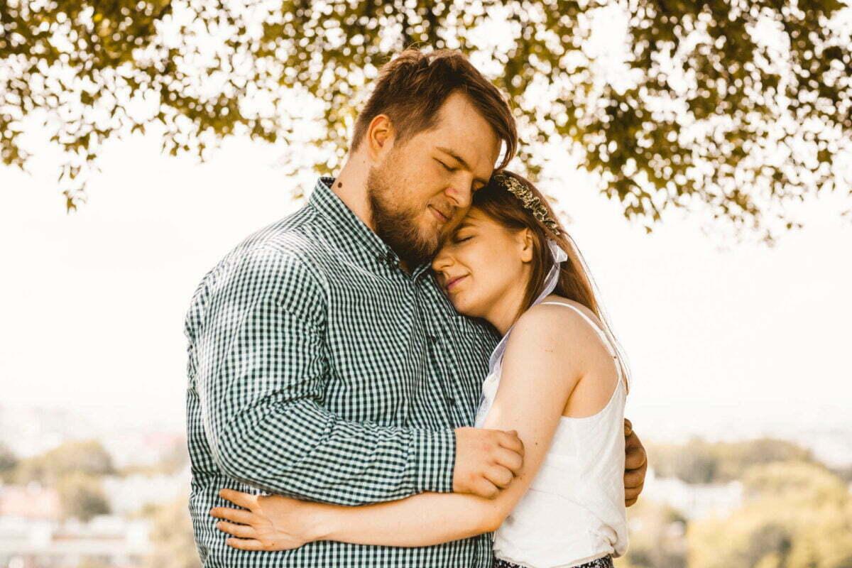 Magda i Dominik zakochani na kopcu krakusa 0034