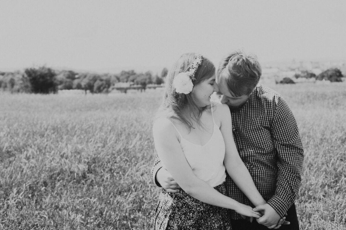 Magda i Dominik zakochani na kopcu krakusa 0040