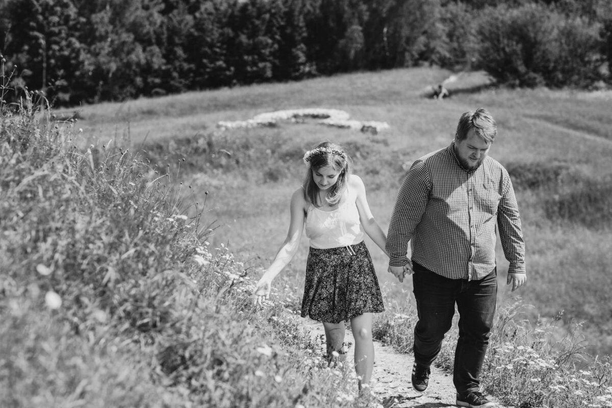 Magda i Dominik zakochani na kopcu krakusa 0044