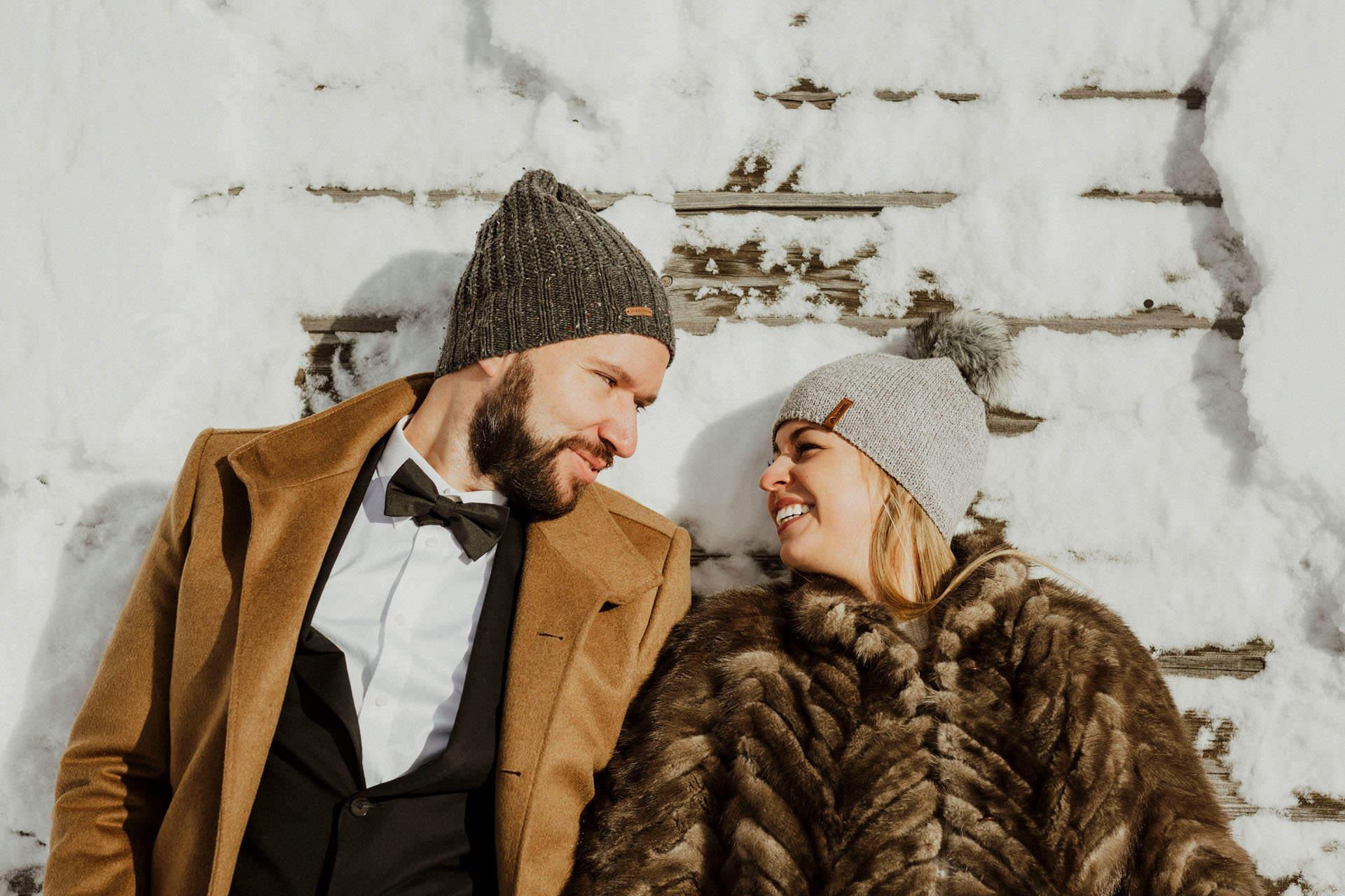 Marta i Michal zimowy plener slubny 0017