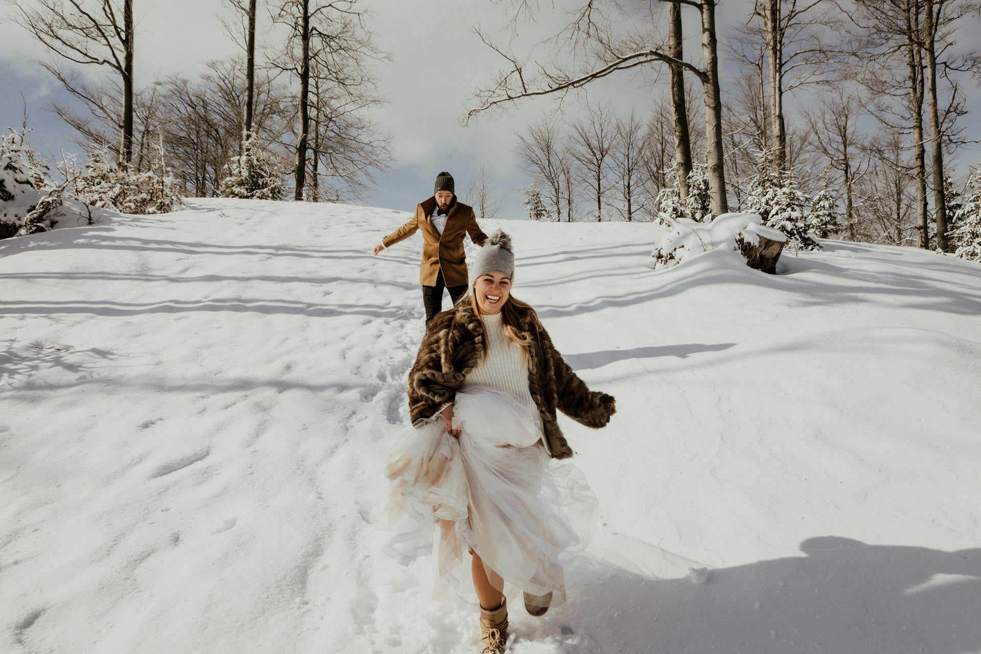 Marta i Michal zimowy plener slubny 0018