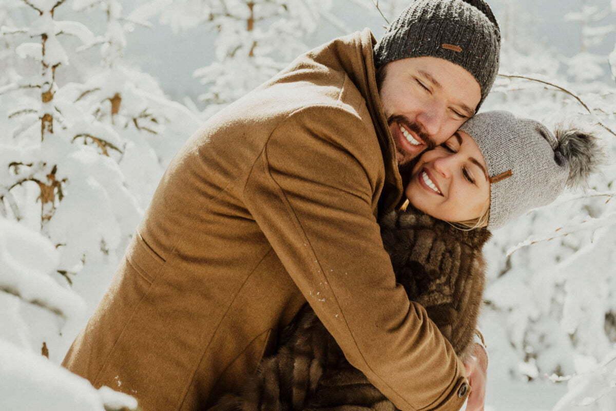 Marta i Michal zimowy plener slubny 0024