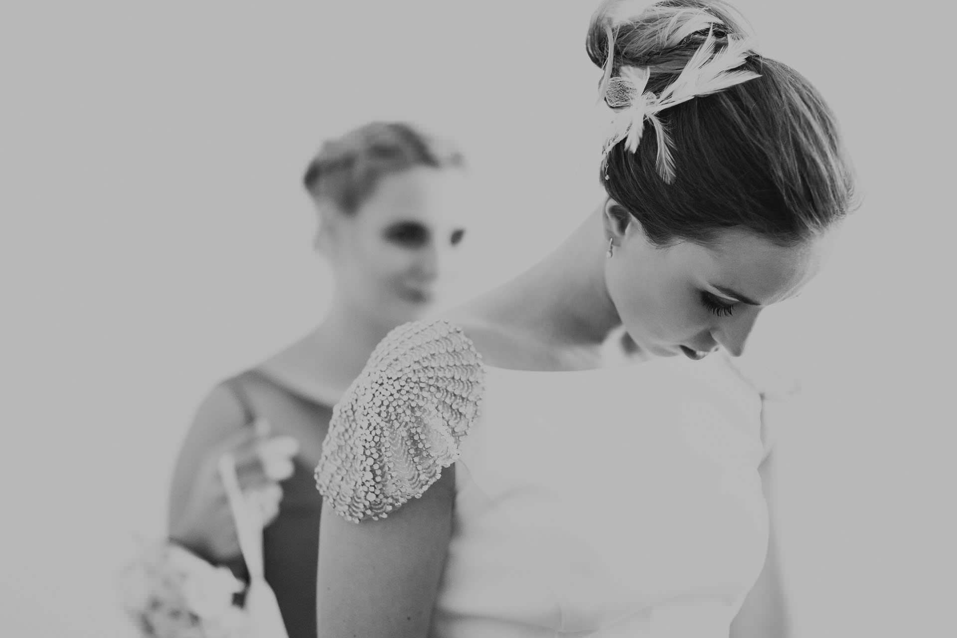 Panna Młoda - przygotowania - makijaż - fryzura - suknia ślubna Rosa Clara