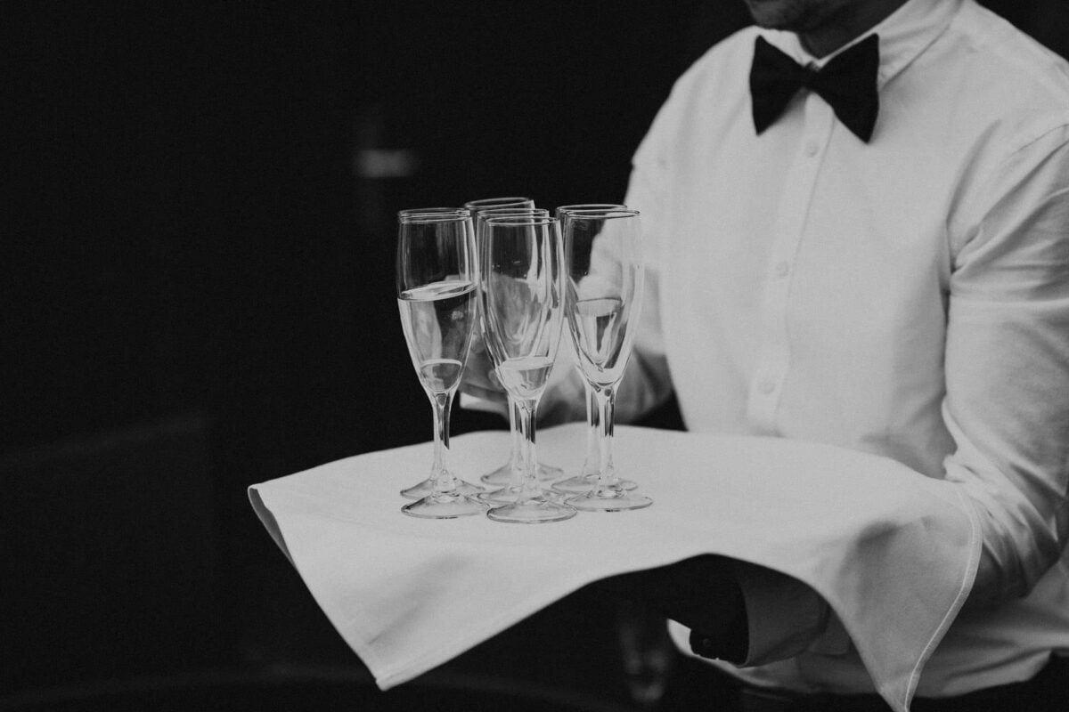 Toast weselny - Wesele w Starej Zajezdni