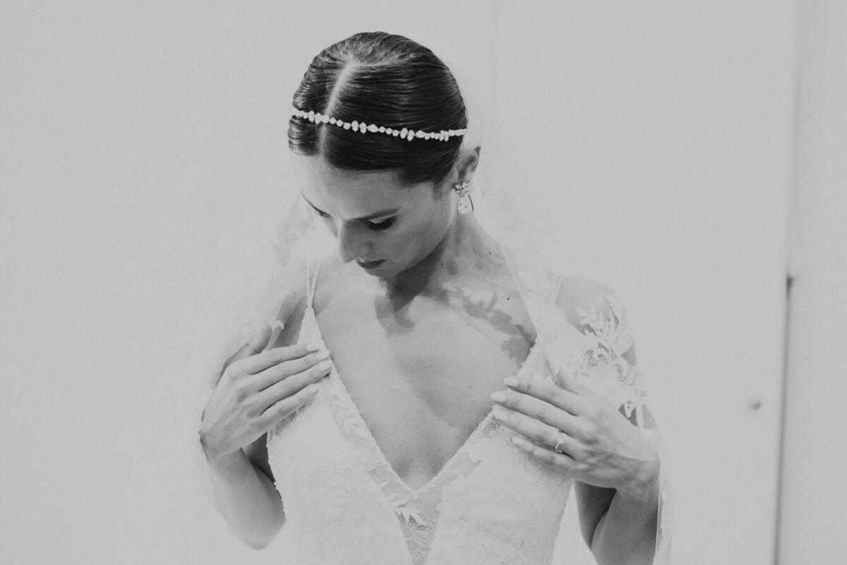 Panna Młoda suknia ślubna Viola Piekut