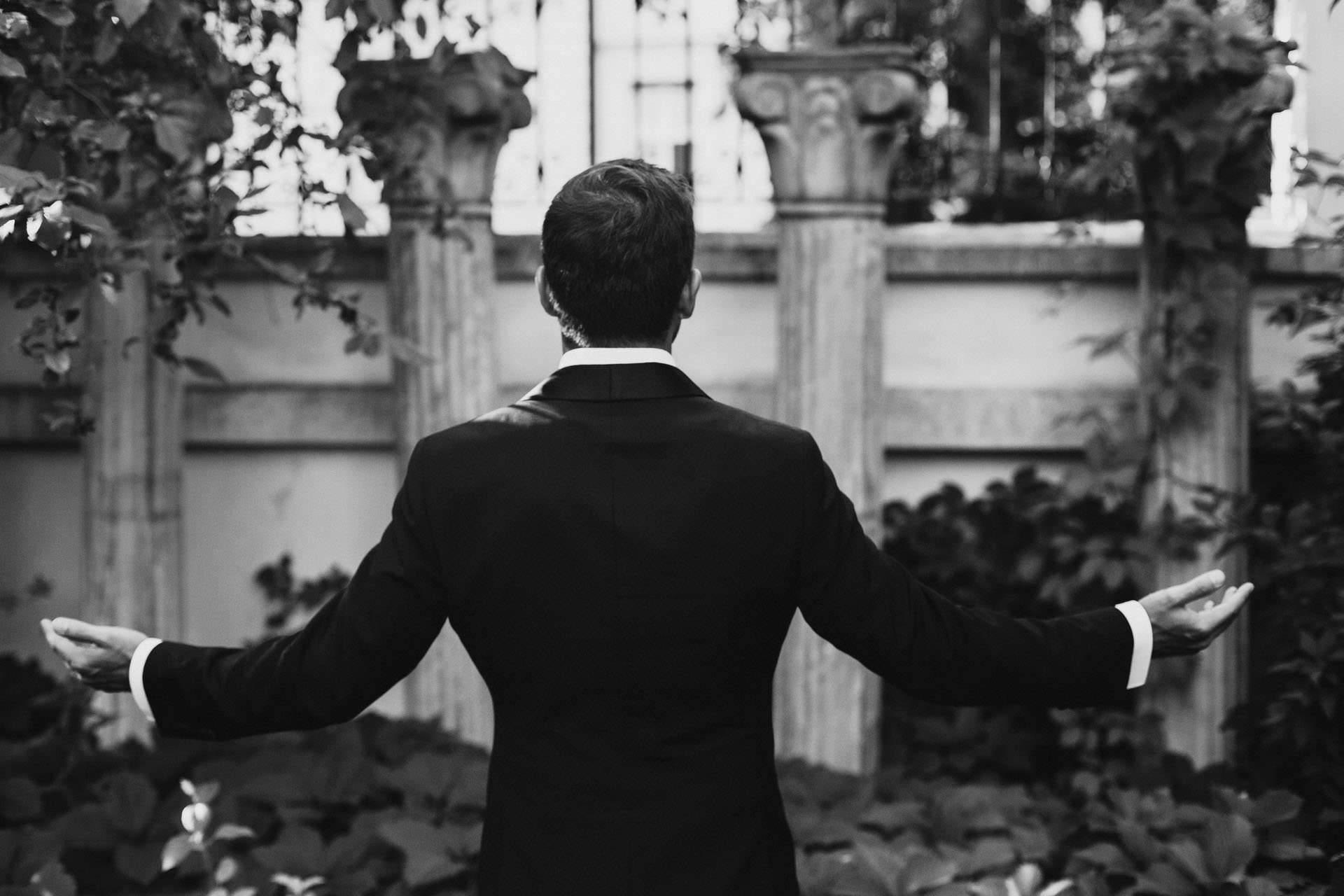 Fotograf z Krakowa ma nową stronę - Michał Grzanka Fotografia - ślub Villa Foksal