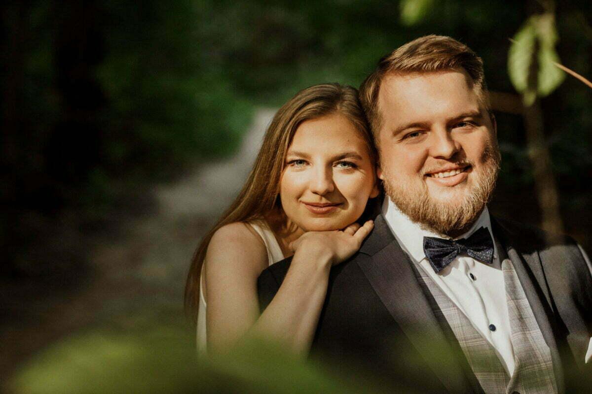 Magda i Dominik plener slubny pod krakowem 0027