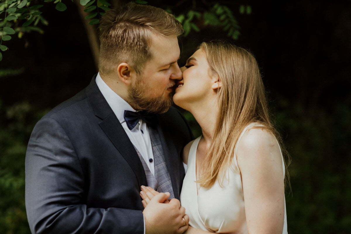 Magda i Dominik plener slubny pod krakowem 0028