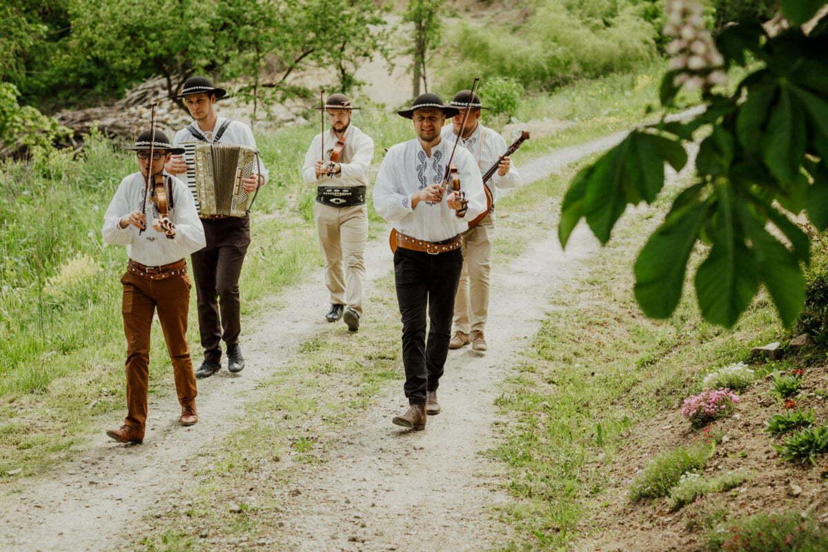 Góralski zespół na wesele